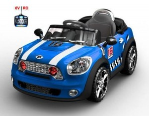 COCHE_JUGUETE_ELECTRICO_Mini_12V_Blue