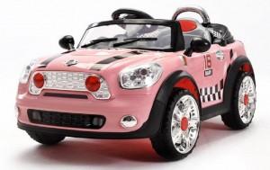 coche-electrico-para-mini-rosa-12v