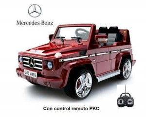 coche_juguete_ninos_Mercedes_control_remoto