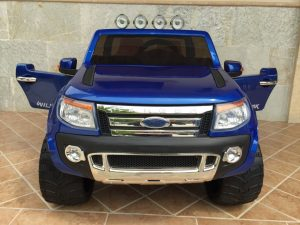 OFERTA-COCHES-INFANTILES-ELECTRICOS-FORD-AZUL-DS